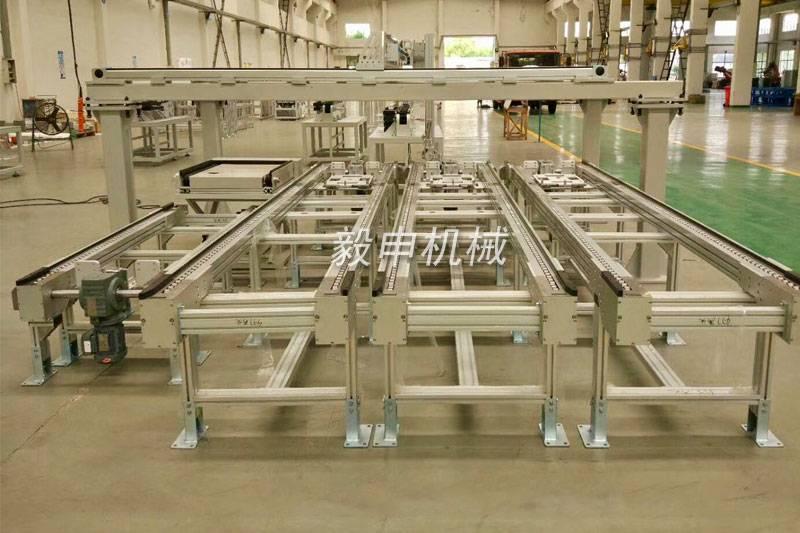 工业流水线设备