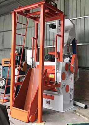 大龙铸工机械-抛丸机定制生产