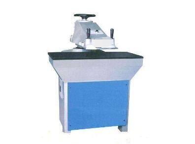 液压裁断机液压泵出现困油现象的原因及解决方法